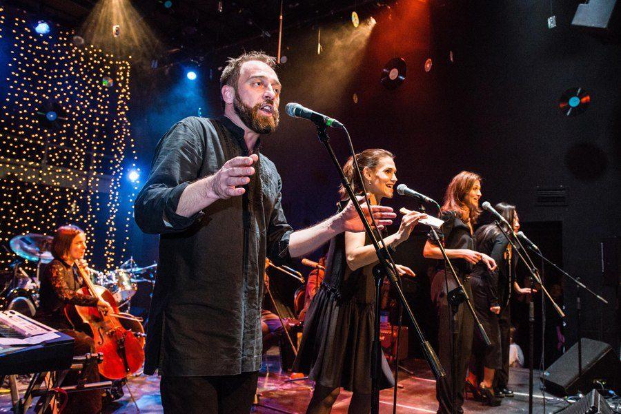 Концерт Sound-Елка в Центре драматургии и режиссуры – события на сайте «Московские Сезоны»