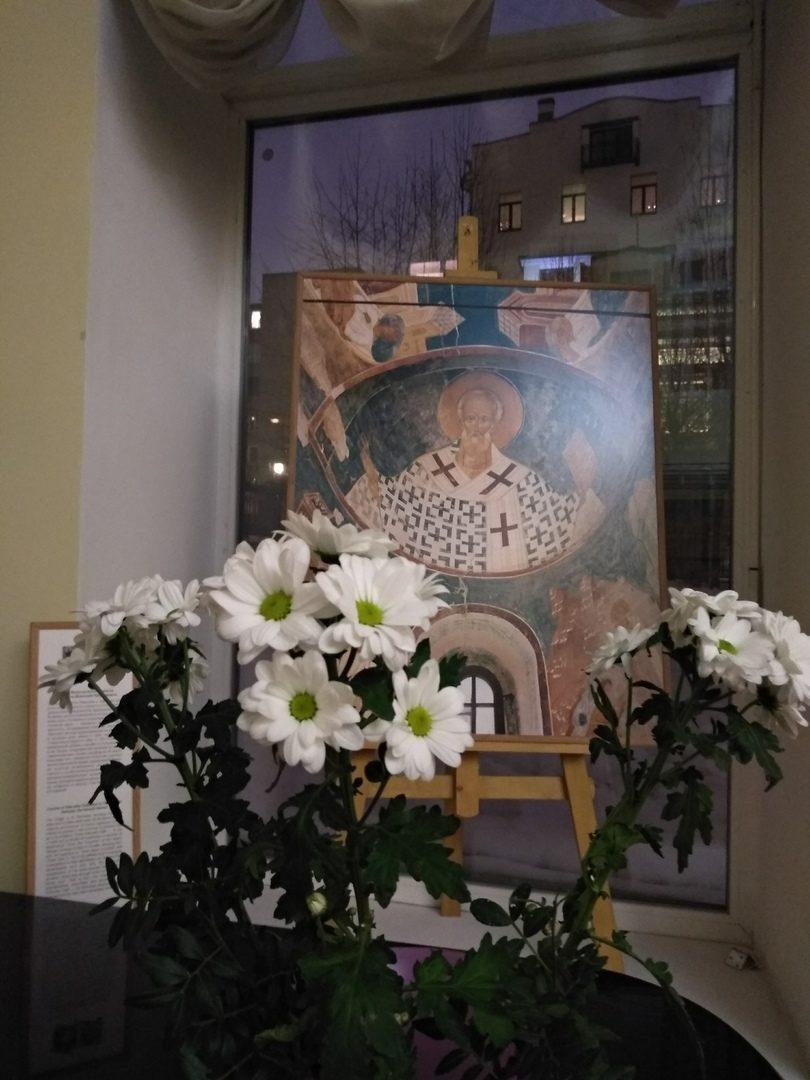 Выставка «Дионисий в XXI веке» в галерее «Дом Нащокина» – события на сайте «Московские Сезоны»