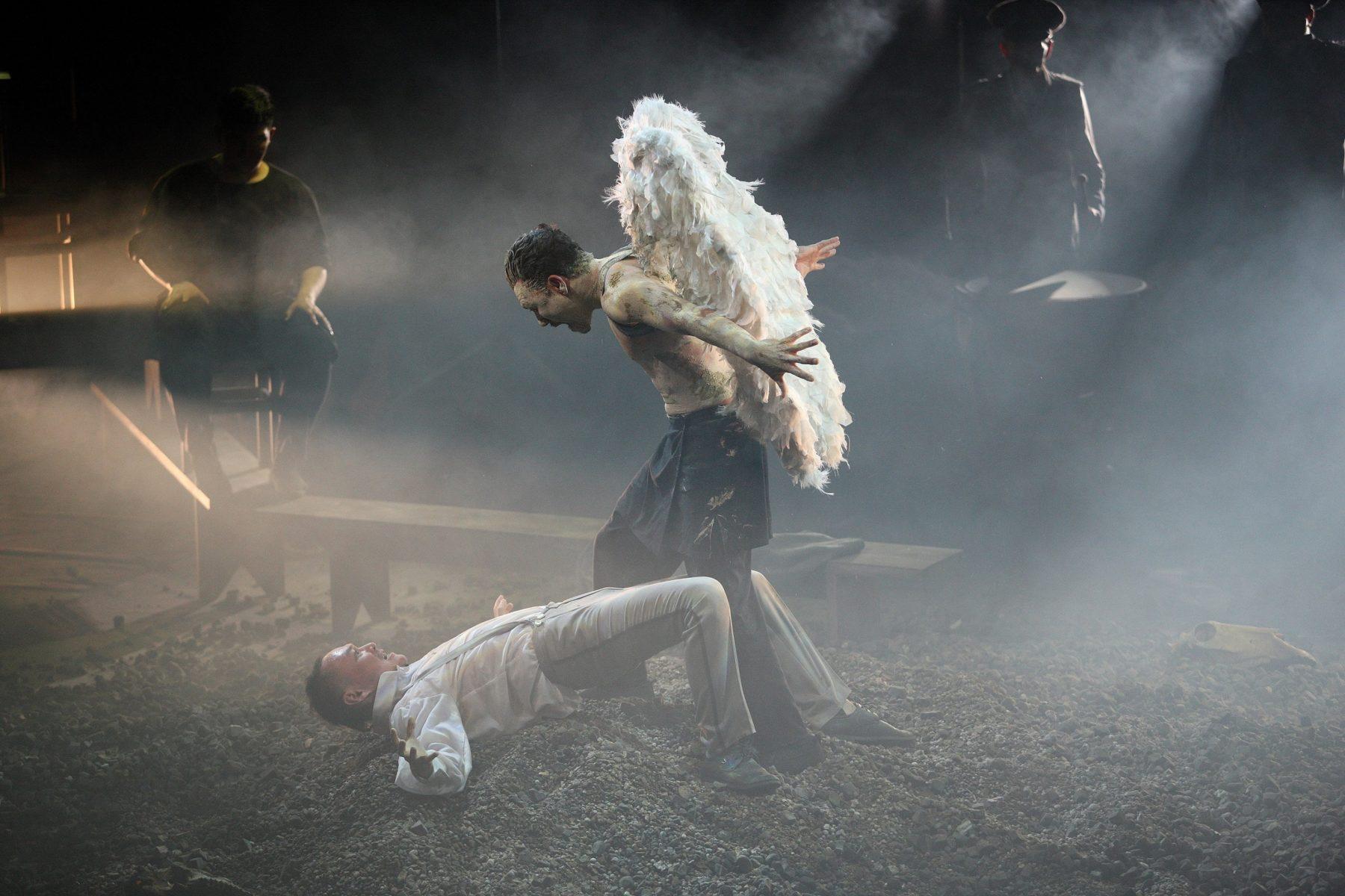 Спектакль «Демон» в Театре «Центр драматургии и режиссуры» – события на сайте «Московские Сезоны»