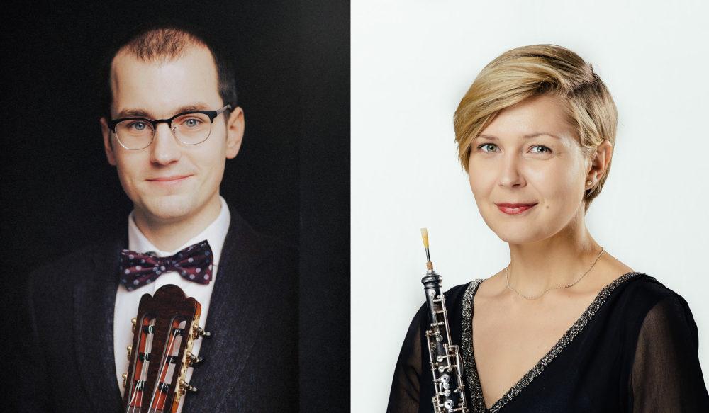 Концерт «Серебряные звуки Рождества. Duo Telluur» – события на сайте «Московские Сезоны»