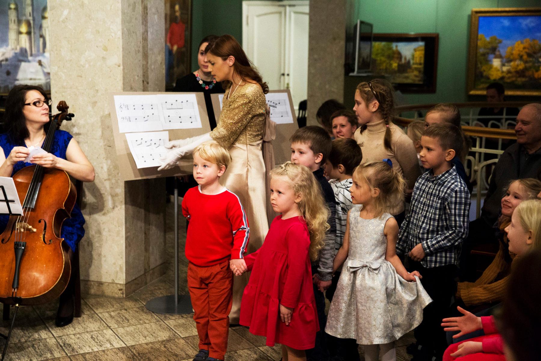 Новогоднее детское музыкальное интерактивное представление «Щелкунчик в поисках волшебной мелодии» – события на сайте «Московские Сезоны»