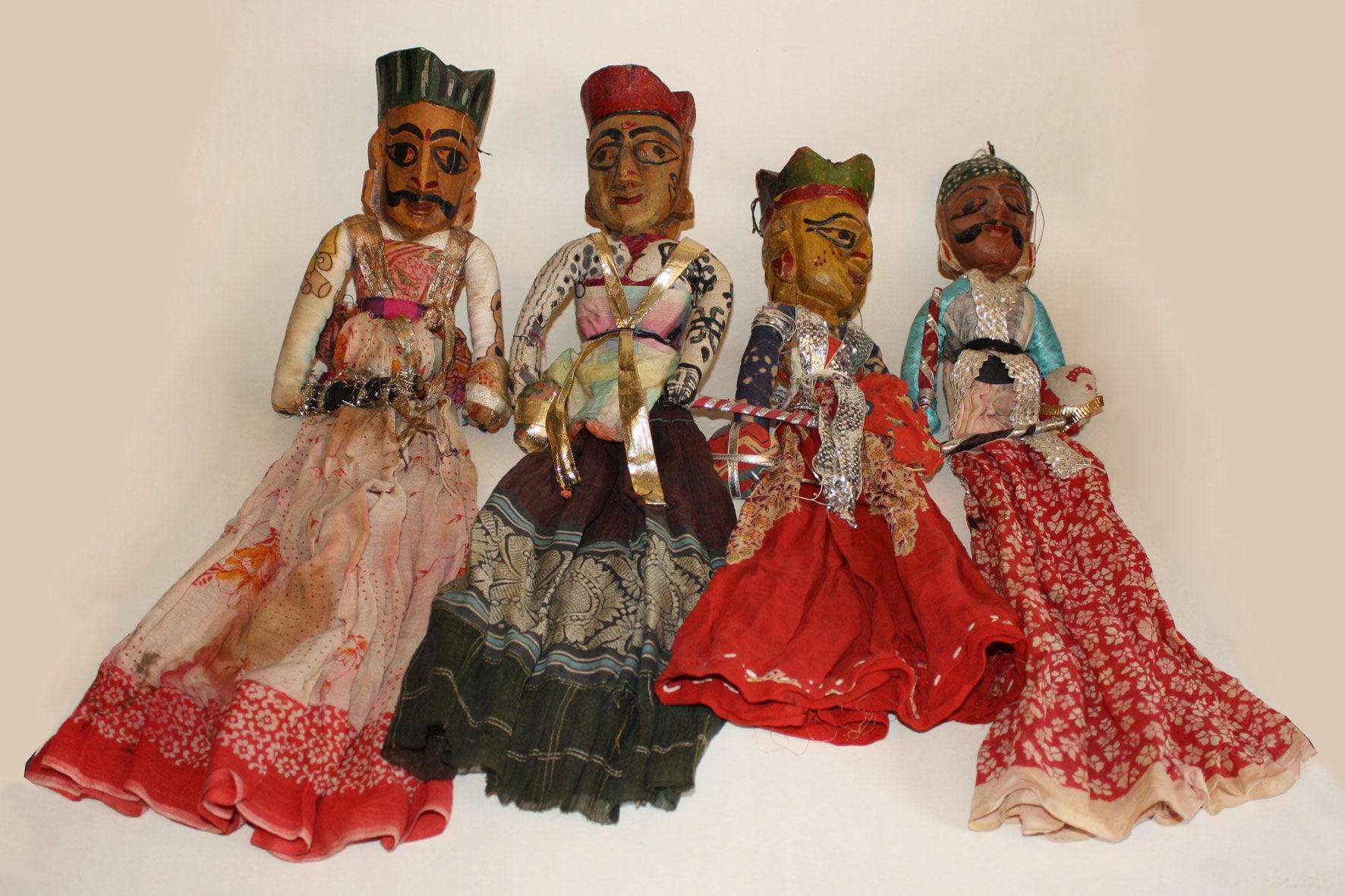 Выставка «Театральная кукла народов мира» в РГБИ – события на сайте «Московские Сезоны»