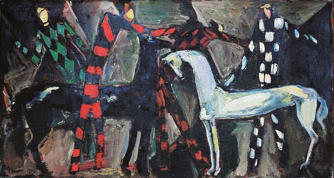Выставка «Моисей Фейгин. И смеюсь, и плачу» – события на сайте «Московские Сезоны»