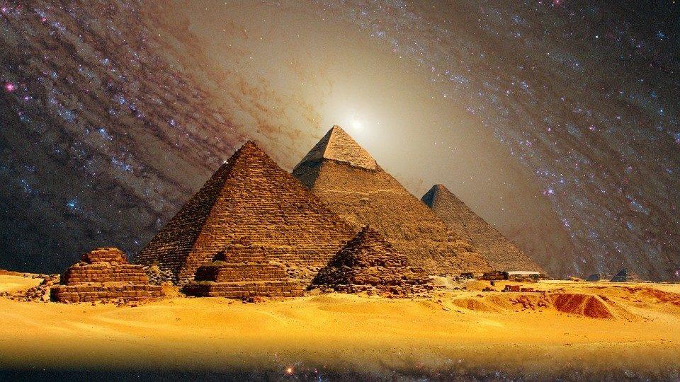 Авторская экскурсия «Пирамиды – сердце Египта» – события на сайте «Московские Сезоны»