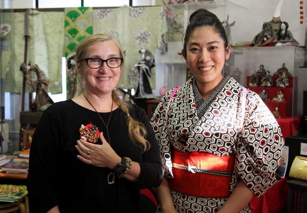 Мастер-класс «Японские украшения кандзаси» – события на сайте «Московские Сезоны»