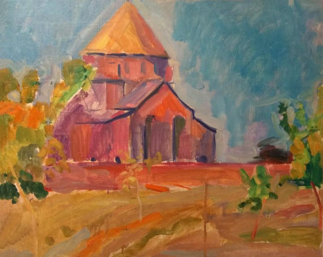 Выставка «Николай Никогосян. Образы Армении» – события на сайте «Московские Сезоны»