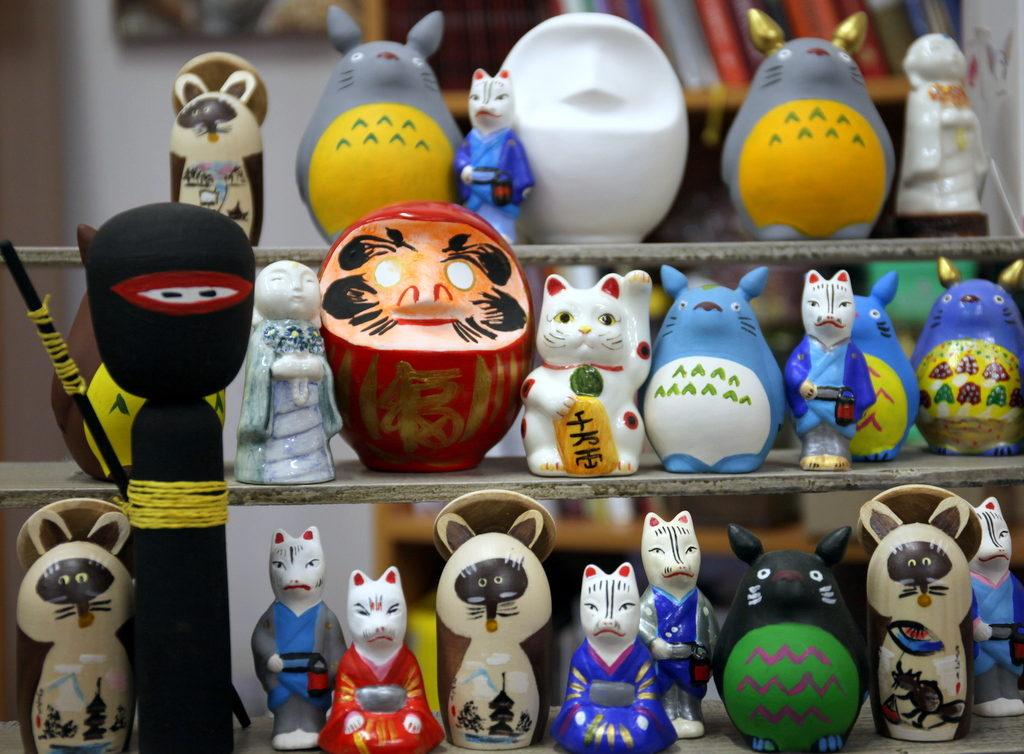 Японские мастер-классы в лектории «Традиционные Маски и Фигуры мира» – события на сайте «Московские Сезоны»