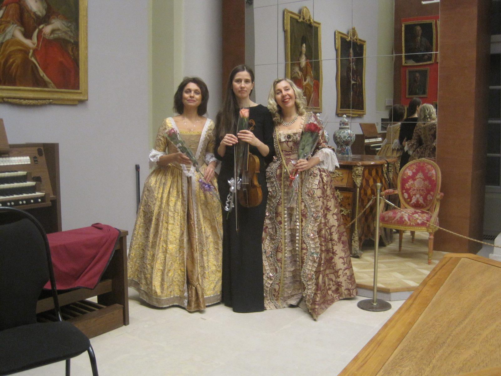 Концерт «Венецианский лев» в музее-усадьбе «Кусково» – события на сайте «Московские Сезоны»