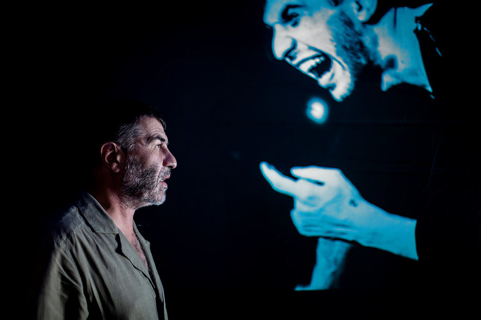 Спектакль «Предисловие» в Театральном центре «На Страстном» – события на сайте «Московские Сезоны»