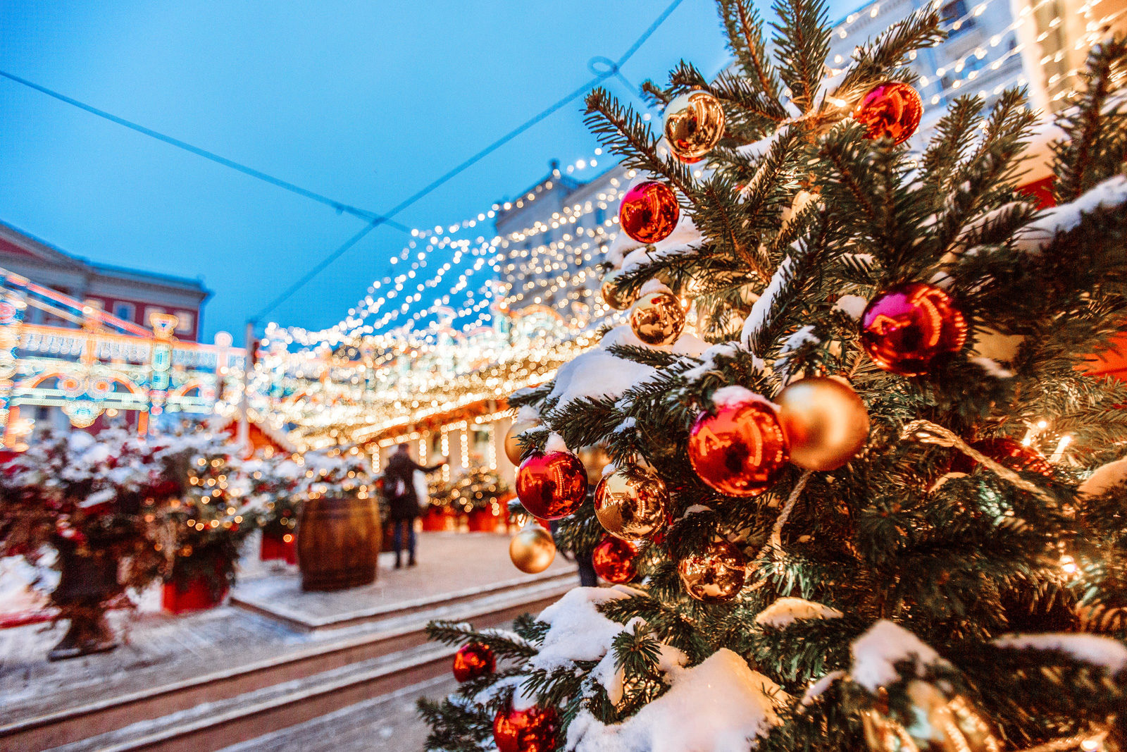 Фестиваль «Путешествие в Рождество» – события на сайте «Московские Сезоны»