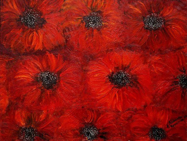 Выставка «Цвет эмоций» в Антикварном центре на Садовом – события на сайте «Московские Сезоны»