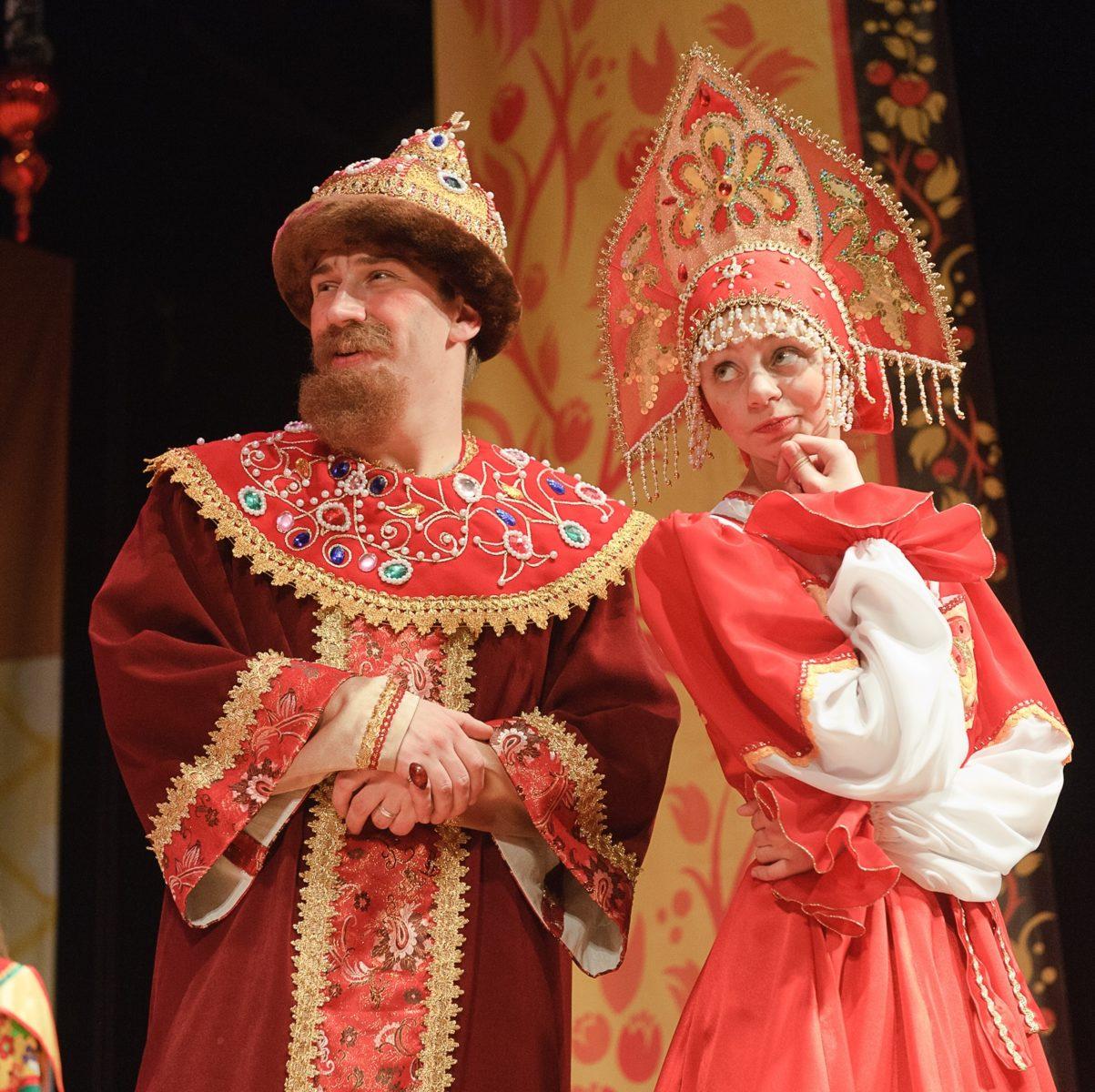 Спектакль «Новогодний переполох» в КЦ «Зодчие» – события на сайте «Московские Сезоны»