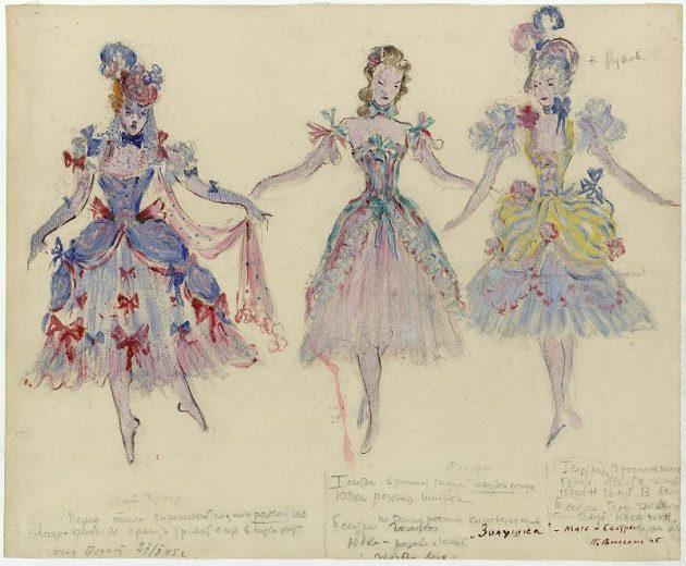 Выставка «Театральная сказка» в музее-усадьбе «Остафьево» – события на сайте «Московские Сезоны»