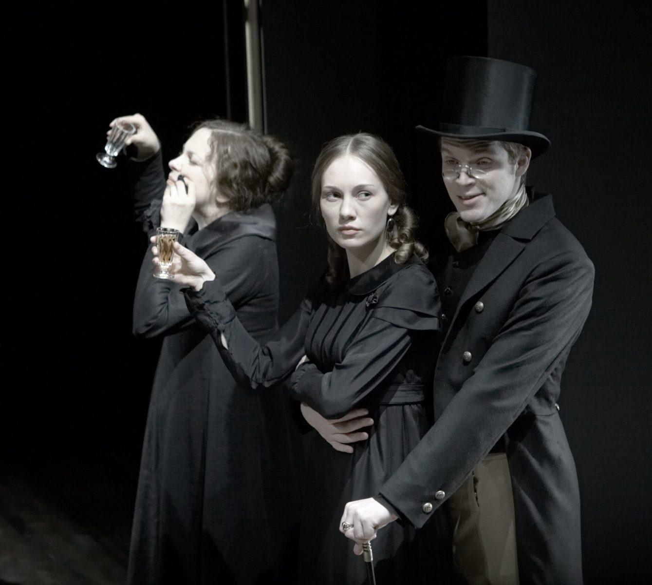 Спектакль «Захудалый род» в Студии театрального искусства – события на сайте «Московские Сезоны»
