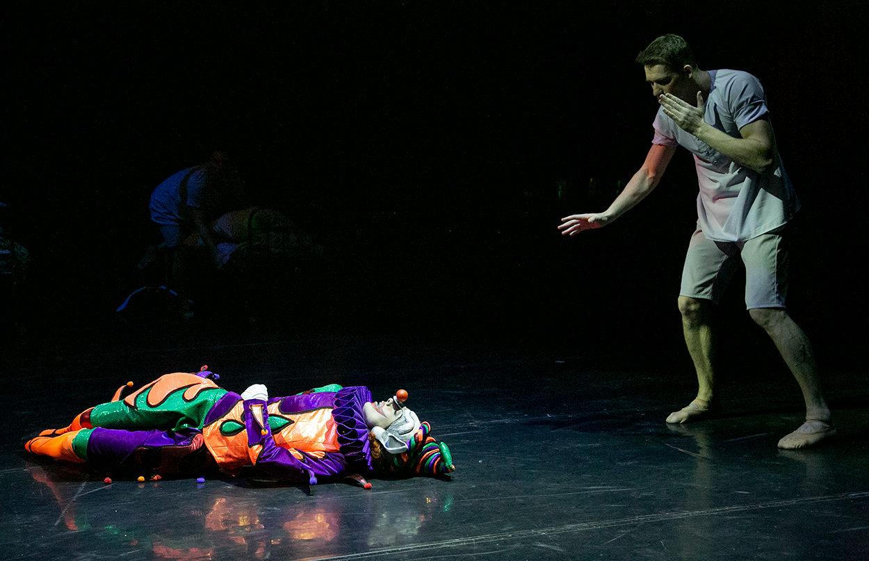 Балет «Картинки с выставки» в театре им. Н. И. Сац – события на сайте «Московские Сезоны»