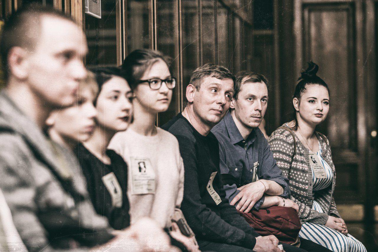 Интерактивный спектакль «Внутренний Нобель» – события на сайте «Московские Сезоны»