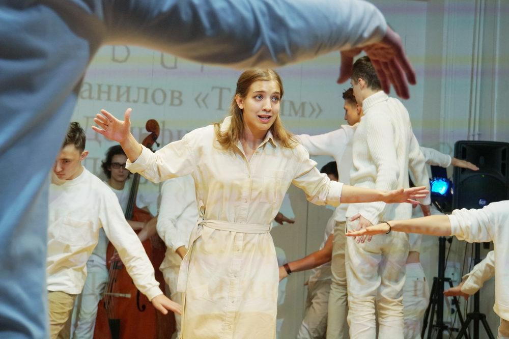 Спектакль «Немой выбор» в Школе-студии МХАТ им. Чехова – события на сайте «Московские Сезоны»
