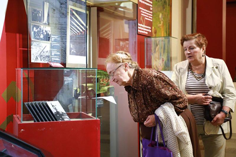 Церемония передачи нового экспоната в Музей Победы – события на сайте «Московские Сезоны»