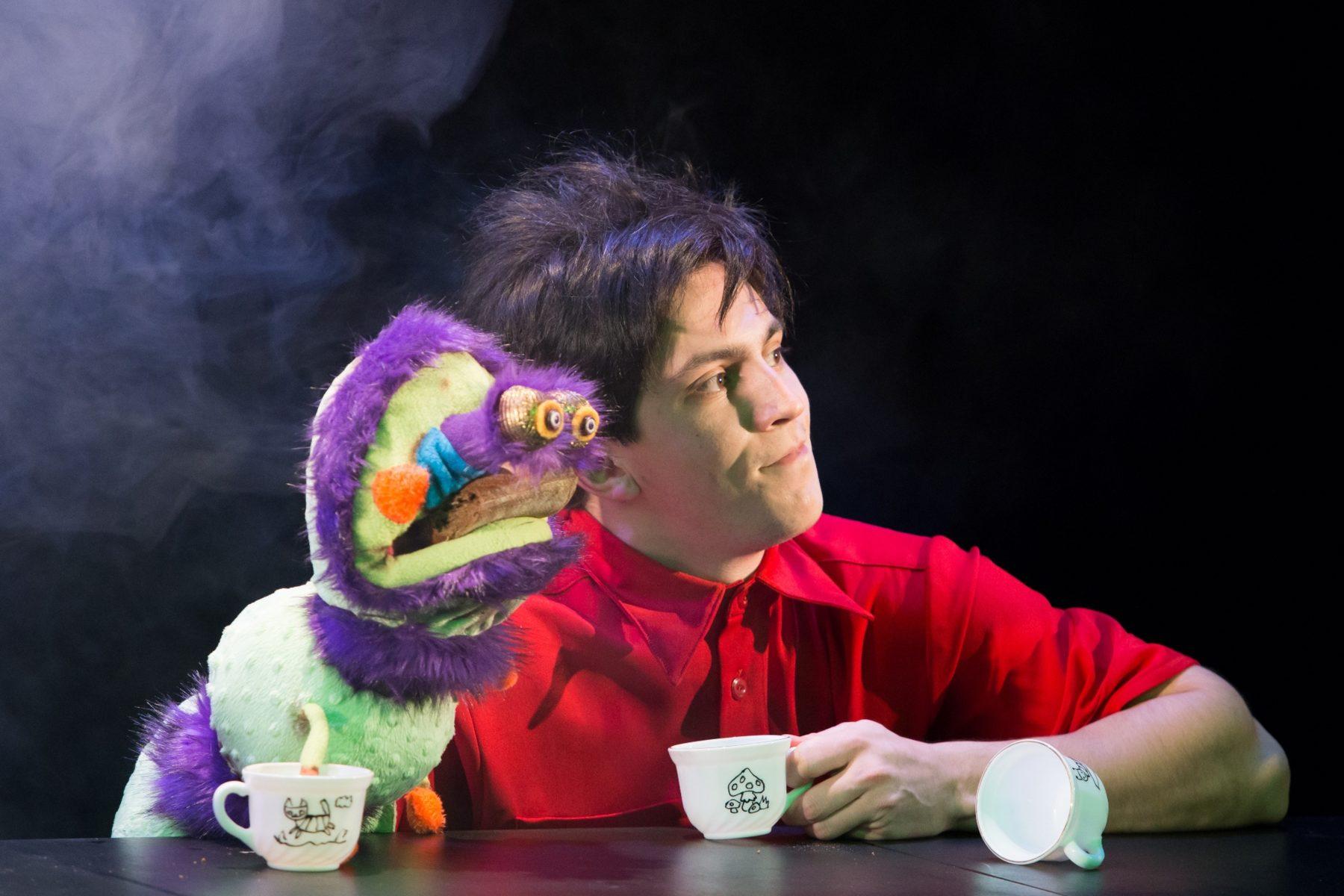 Спектакль «Кэрролл без Алисы» в Московском театре кукол – события на сайте «Московские Сезоны»
