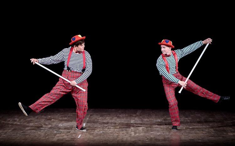 Шоу «Новогоднее путешествие» в ЦКИ «Меридиан» – события на сайте «Московские Сезоны»