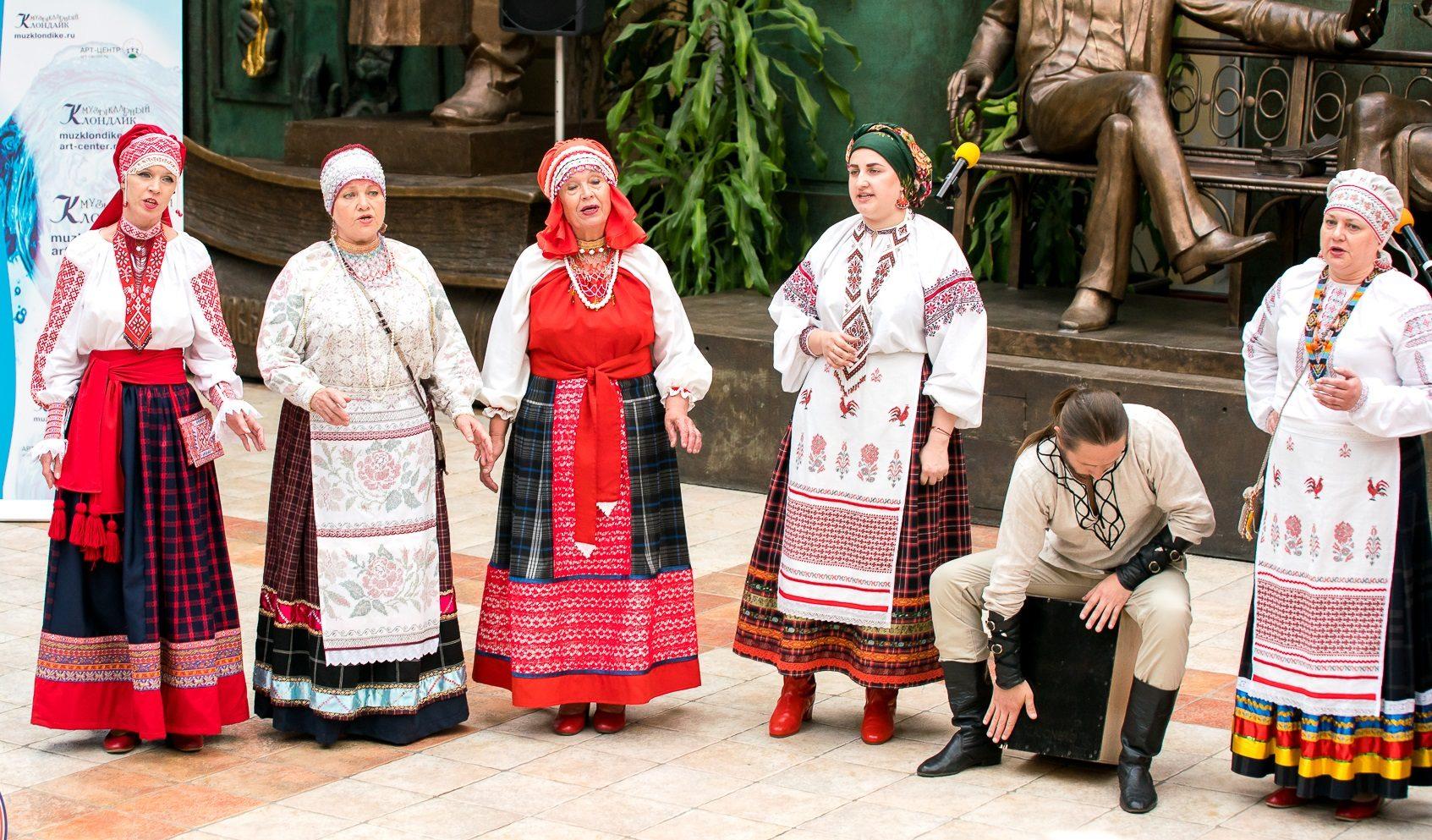 IV всероссийский фестиваль-конкурс «Единение культур. Единение искусств. Единение России» – события на сайте «Московские Сезоны»
