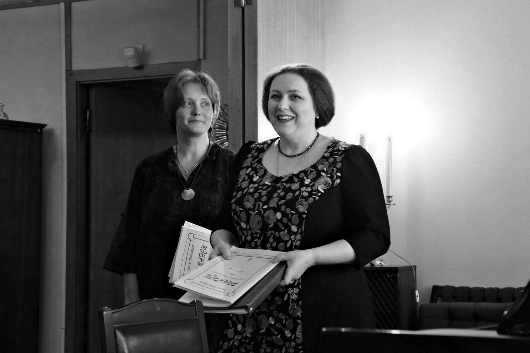 Концерт «Жемчужины немецкой Lied» – события на сайте «Московские Сезоны»