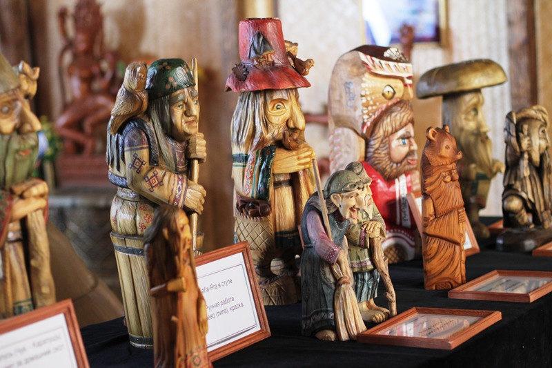 Выставка «Все маски мира в гости к вам» – события на сайте «Московские Сезоны»