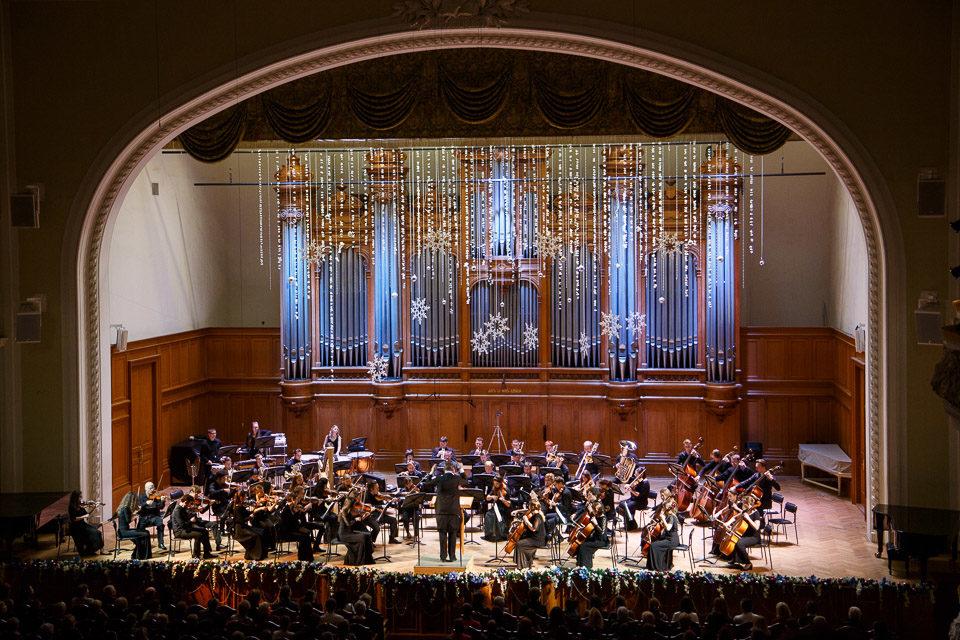 Концерт «Снежная королева» в Московской консерватории – события на сайте «Московские Сезоны»