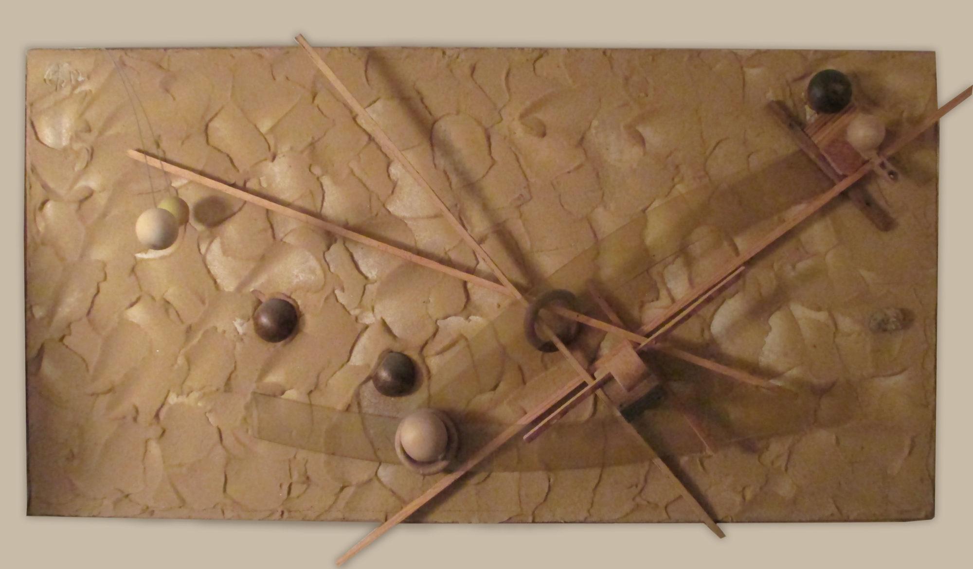 Выставка «Формы в пространстве» в галерее «На Каширке» – события на сайте «Московские Сезоны»