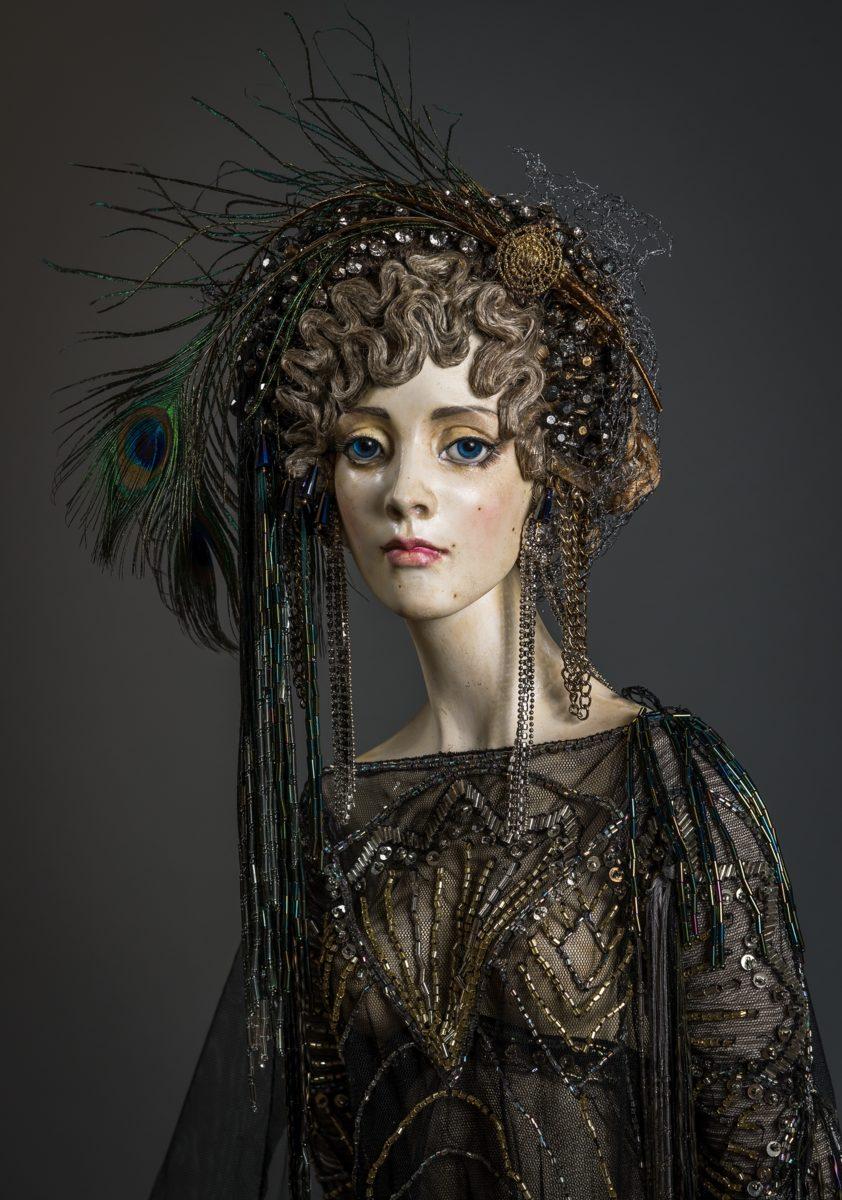 Выставка «Световая и фарфоровая природа женщины» – события на сайте «Московские Сезоны»