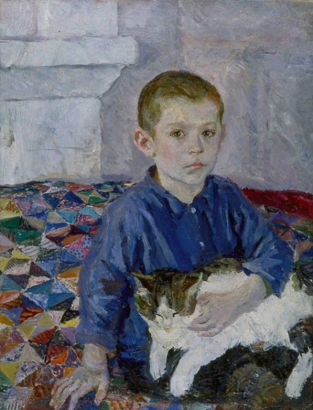 Выставка «Великое искусство Аркадия Пластова» – события на сайте «Московские Сезоны»