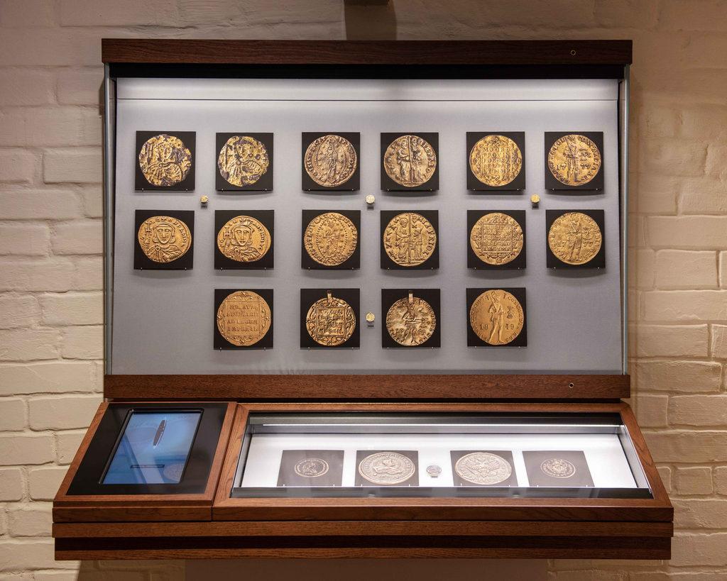 Экскурсия «Не все то золото» в Музее международного нумизматического клуба – события на сайте «Московские Сезоны»