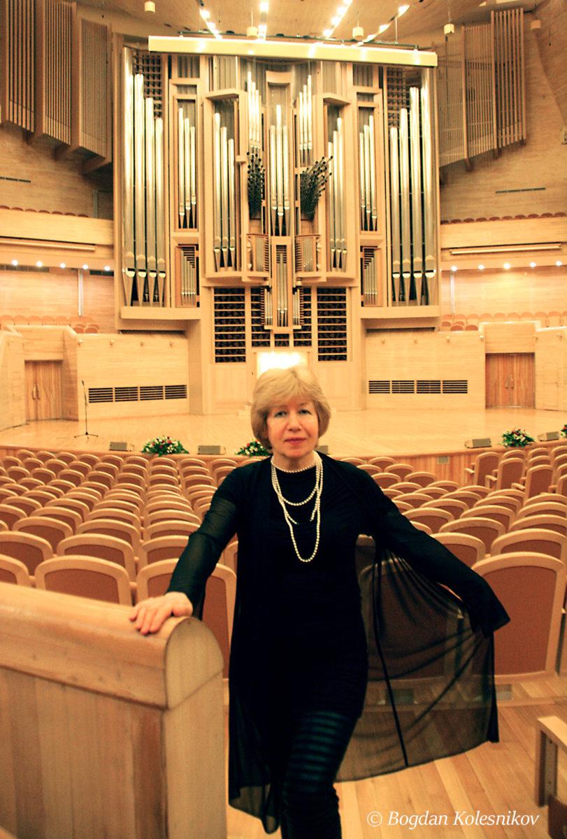 Концерт «Орган и флейта. Бах и романтики» – события на сайте «Московские Сезоны»