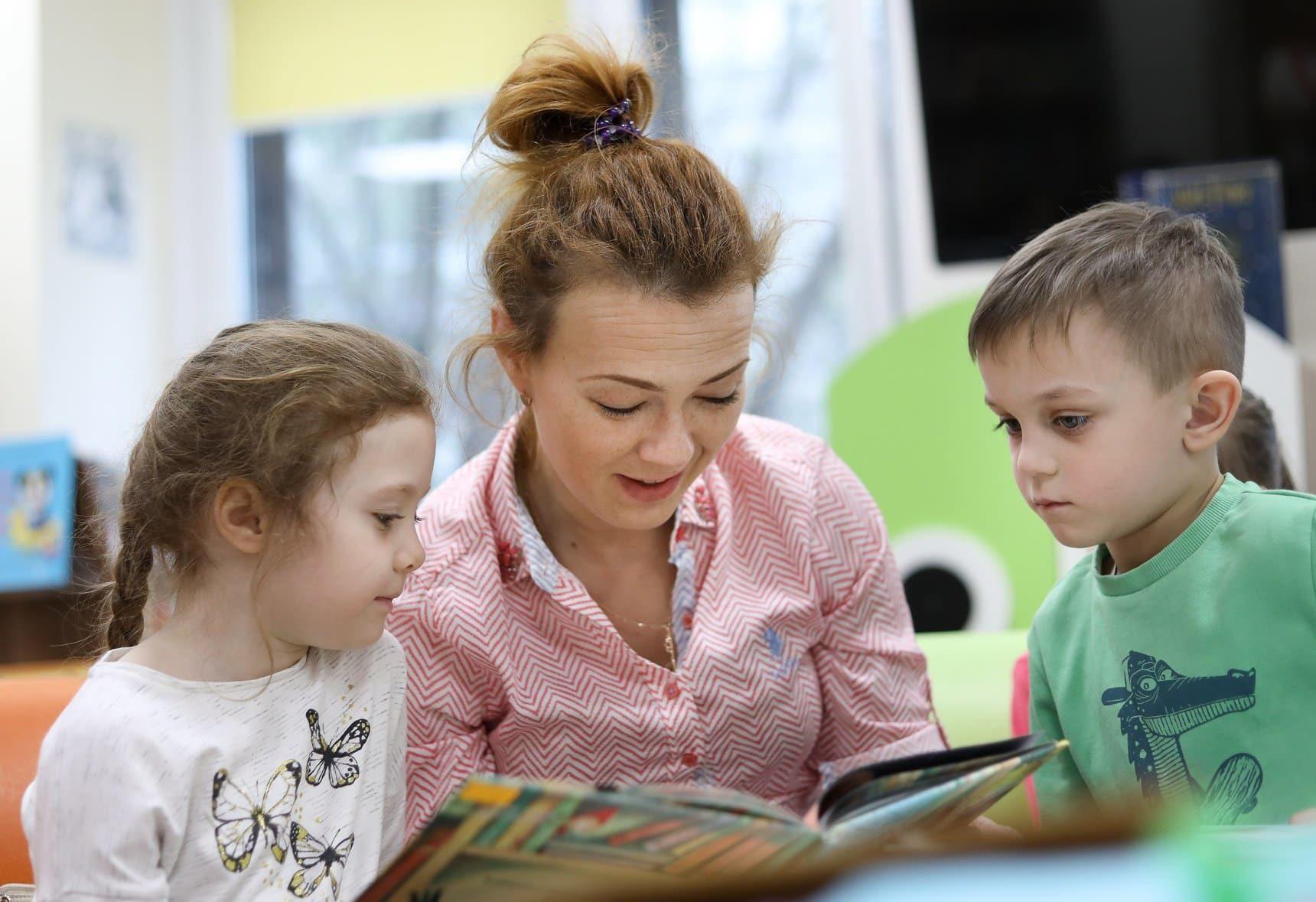 Лекция «Как стать родителем читающего ребенка?» – события на сайте «Московские Сезоны»
