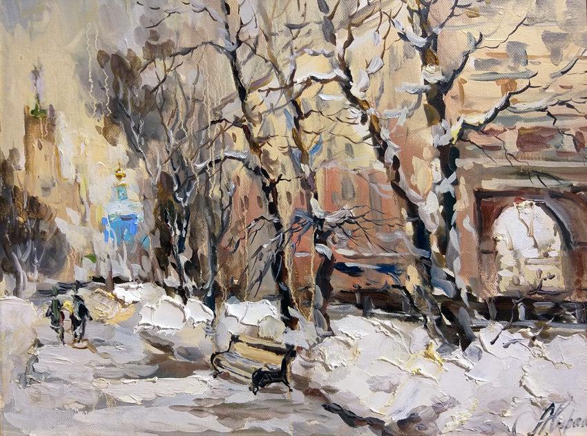 Выставка «Покровка и окрестности» – события на сайте «Московские Сезоны»