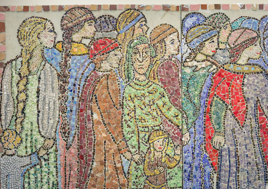 Выставка «Мозаика жизни» в РГДБ – события на сайте «Московские Сезоны»