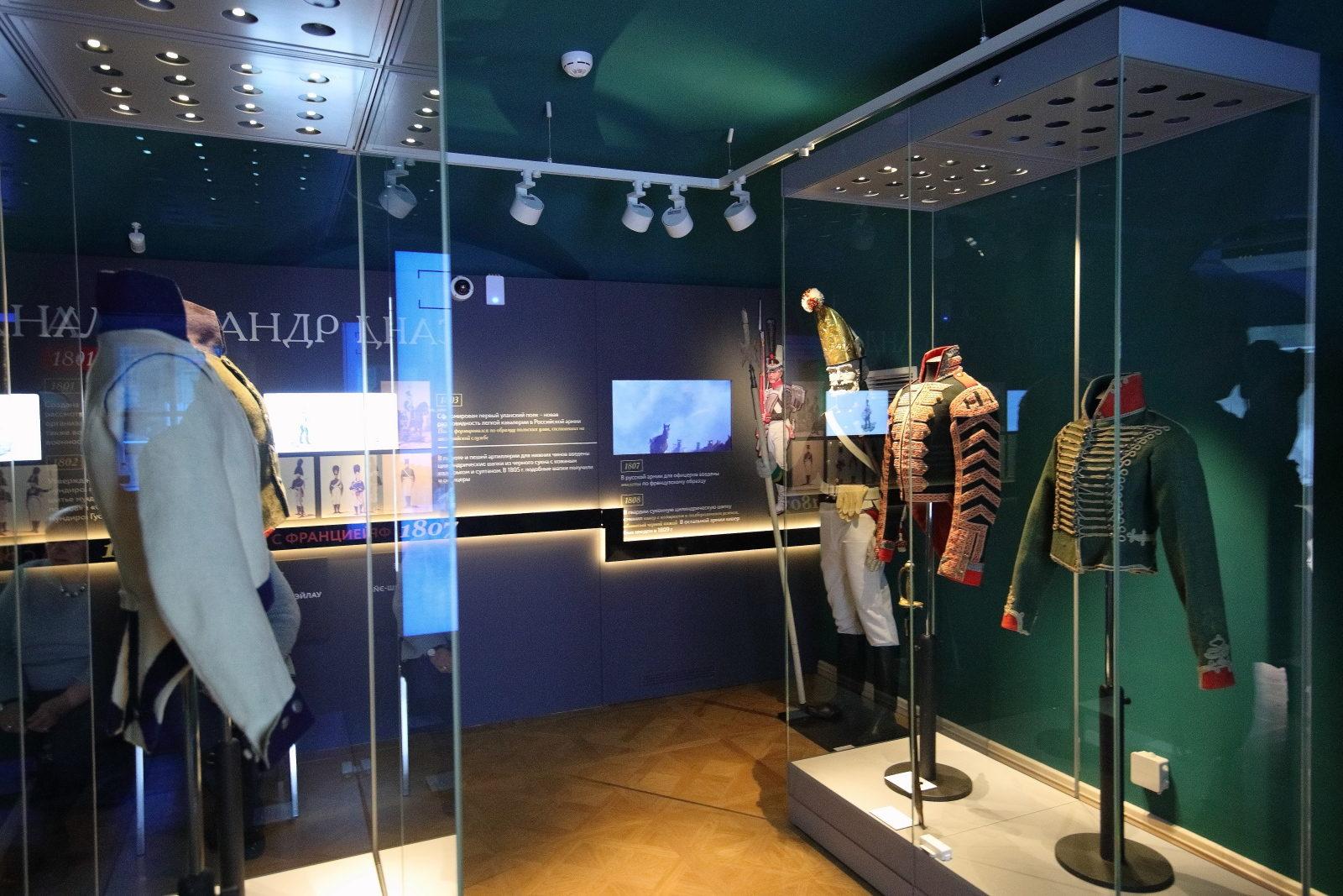Экспозиция «Мундир для героя» в Музее военной формы – события на сайте «Московские Сезоны»