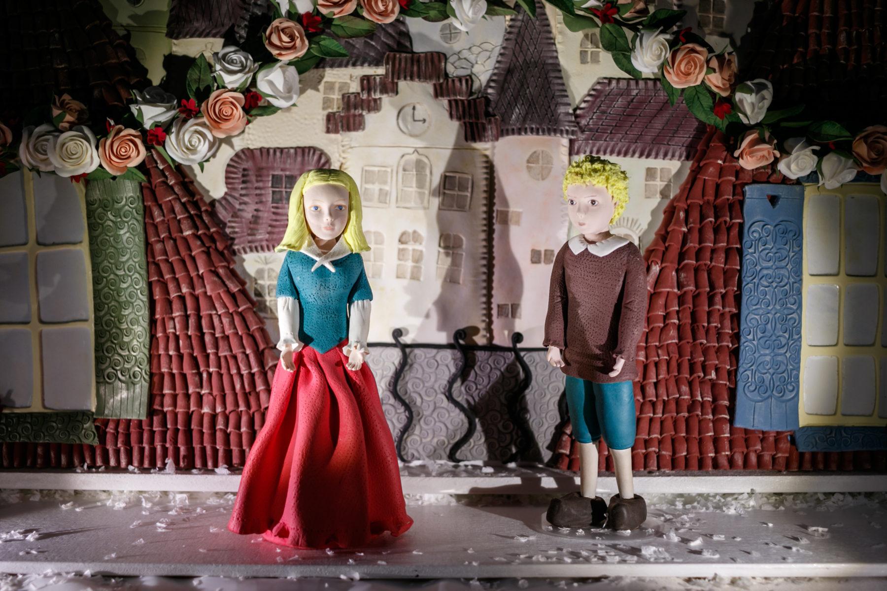 Выставка «Как слепить спектакль. Театр «Глиняная сказка» – события на сайте «Московские Сезоны»