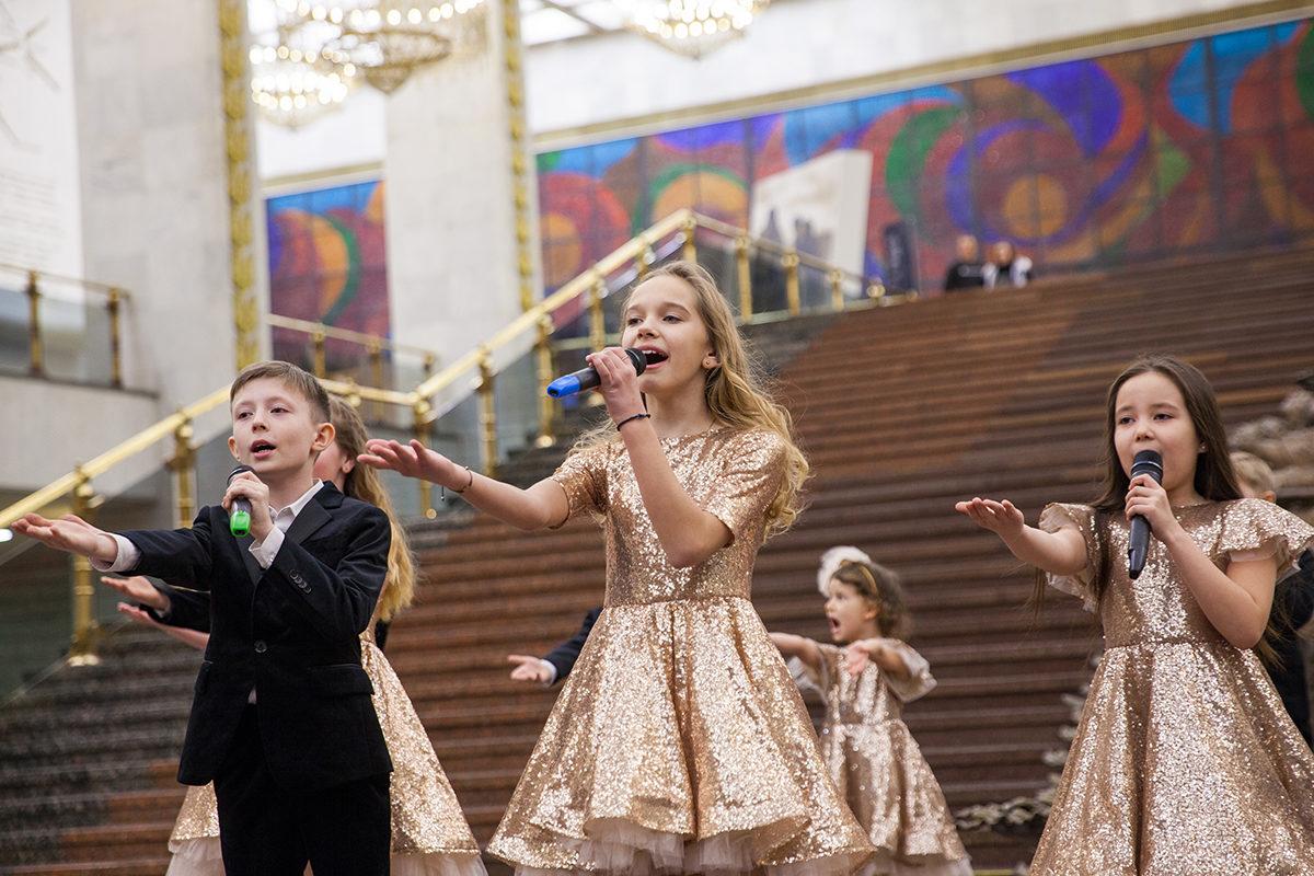 Концерт «Путеводная звезда» в Музее Победы – события на сайте «Московские Сезоны»