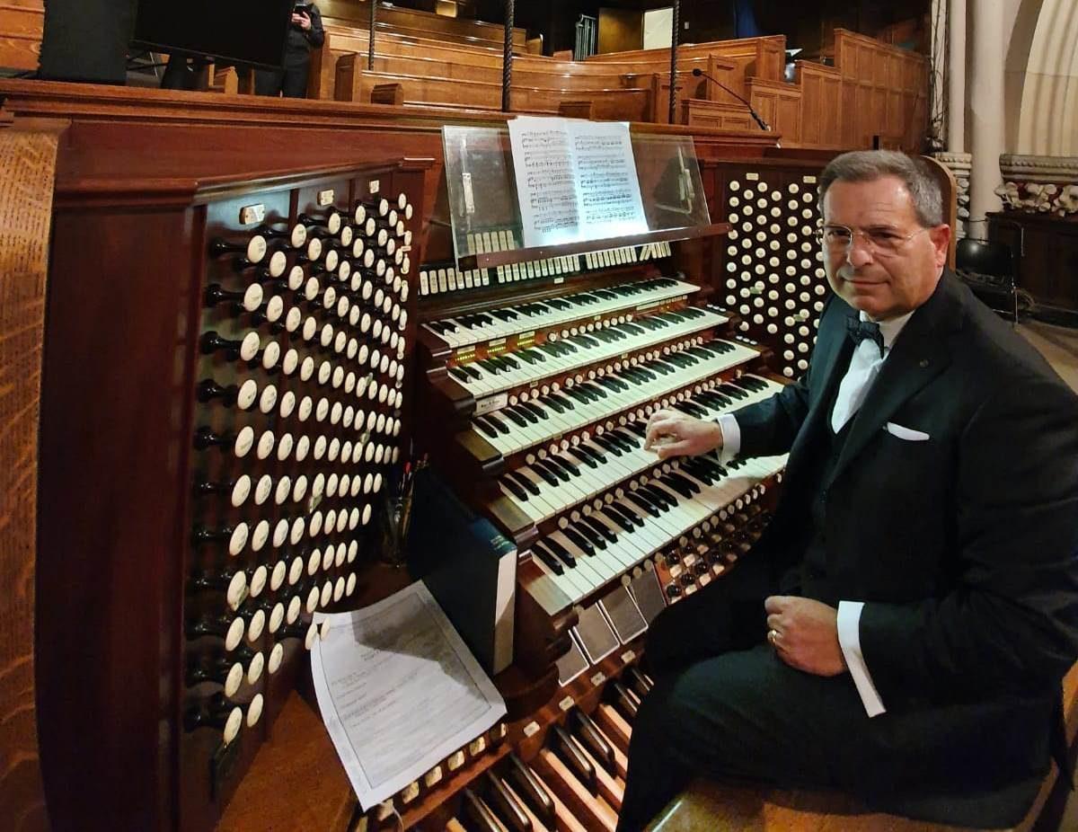 Концерт «Музыка соборов мира: Марко Д'Авола (орган, Италия)» – события на сайте «Московские Сезоны»