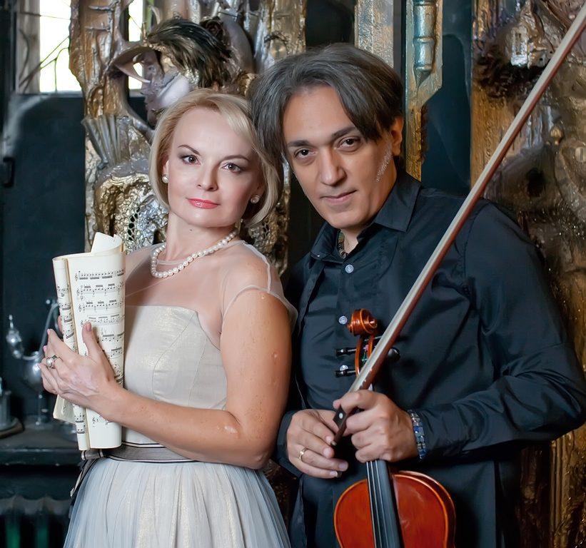 Концерт «Музыка и живопись. От Баха до Шагала» – события на сайте «Московские Сезоны»