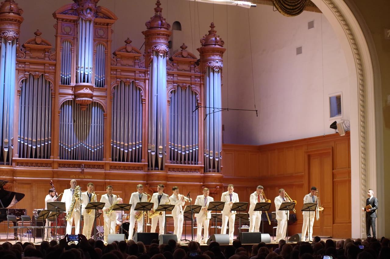 Концерт «Звуки джаза. Музыка СССР» – события на сайте «Московские Сезоны»