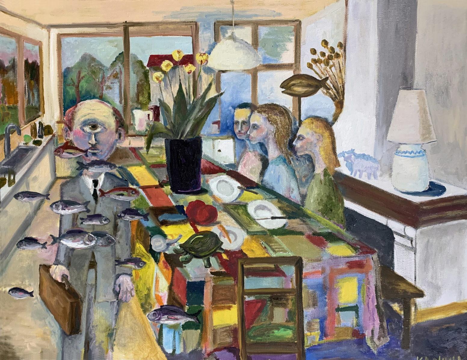 Выставка «Большое и маленькое» в Галерее ХХI века – события на сайте «Московские Сезоны»