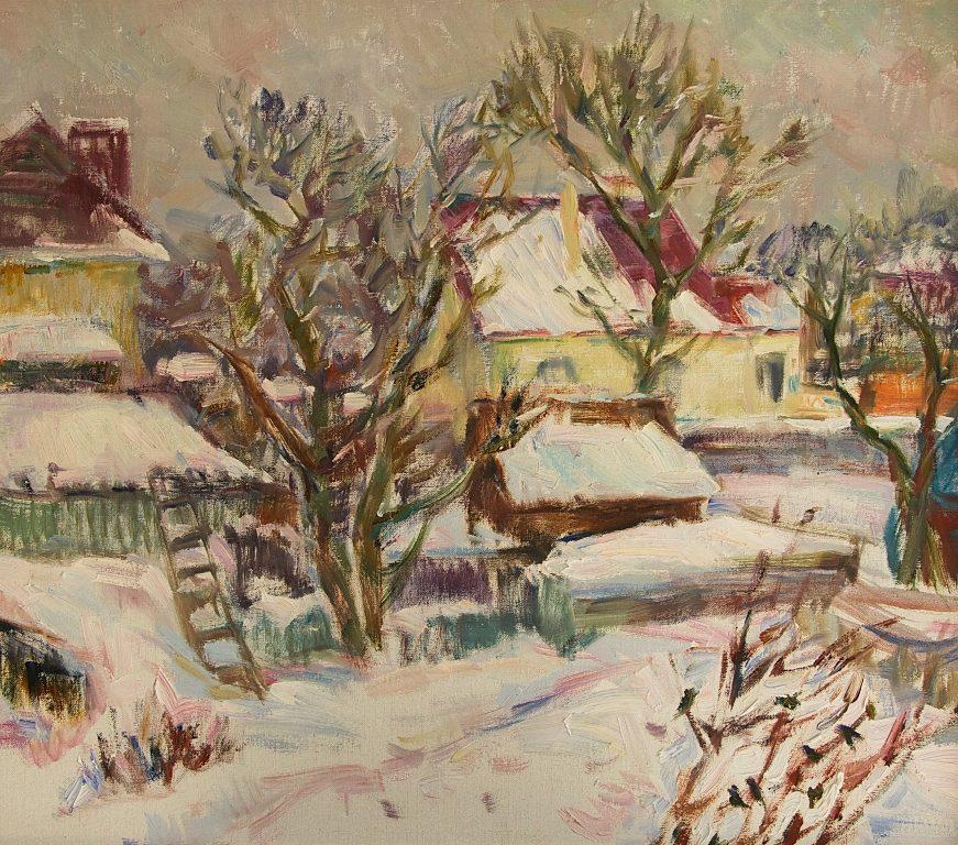 Выставка «Времена года» в РАХ – события на сайте «Московские Сезоны»