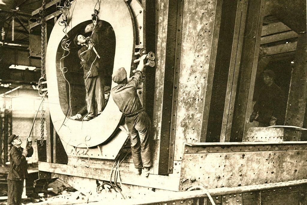 Выставка «Журналу «СССР на стройке» – 90 лет» – события на сайте «Московские Сезоны»