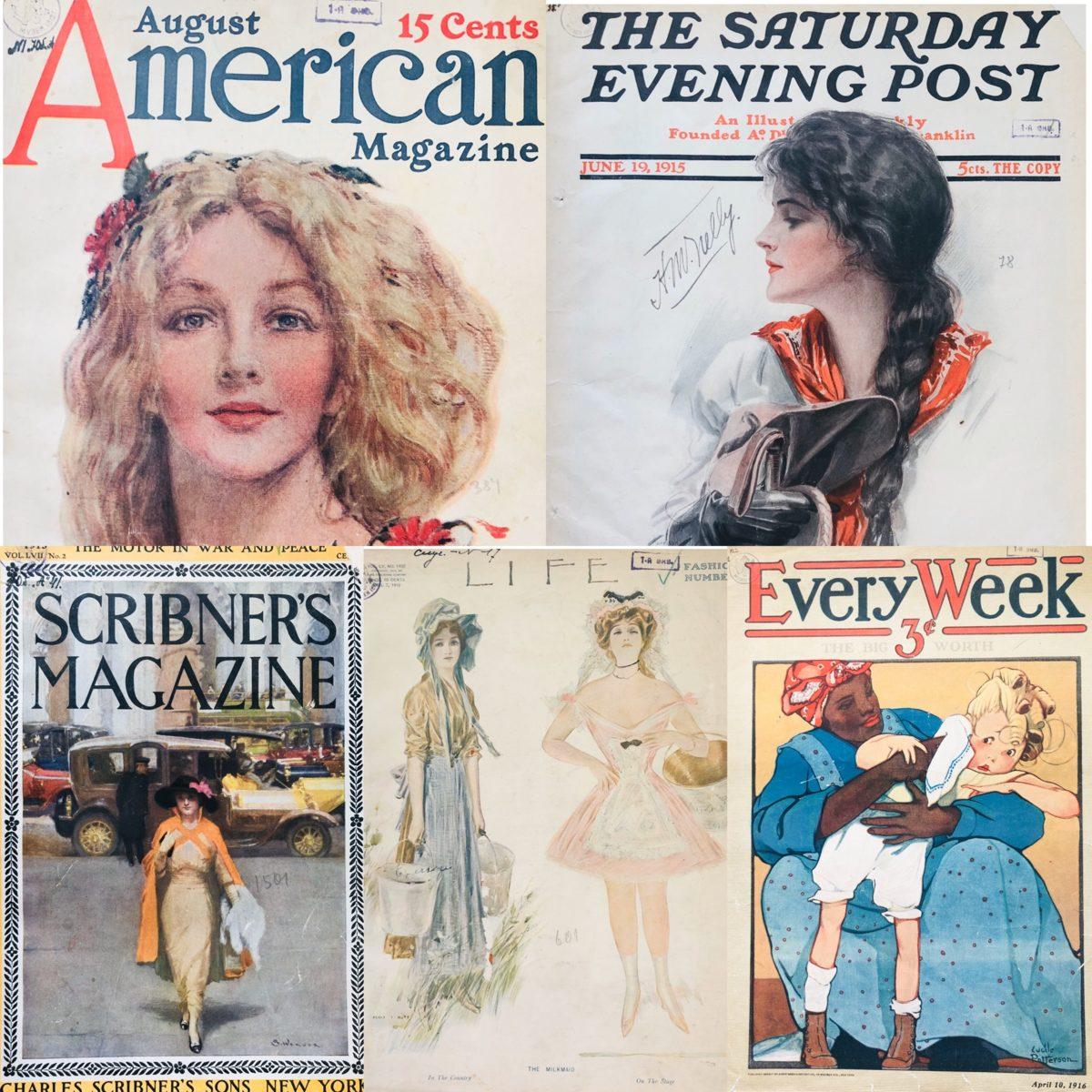 Выставка «Золотой век американской журнальной иллюстрации конца ХIХ- начала ХХ века» – события на сайте «Московские Сезоны»