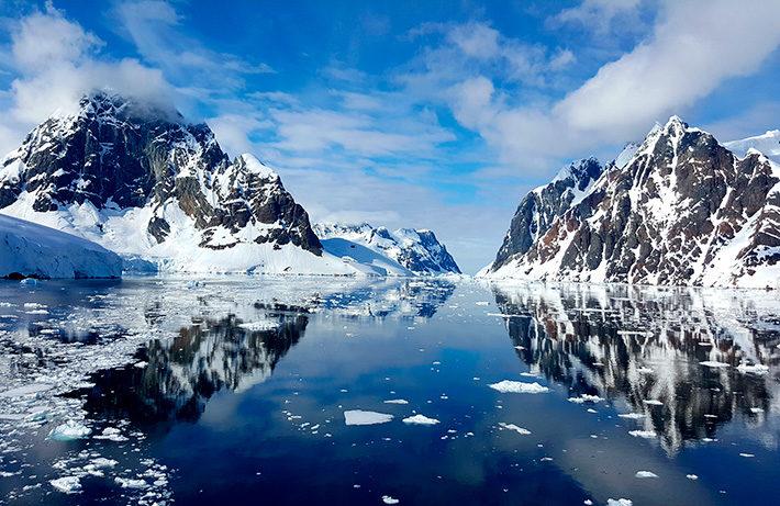 Встреча «Антарктида: история открытия, природа, люди»  в КЦ «Зодчие» – события на сайте «Московские Сезоны»