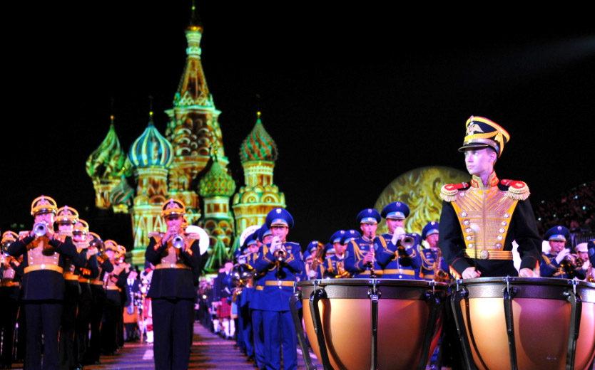 Фестиваль «Спасская башня» – события на сайте «Московские Сезоны»
