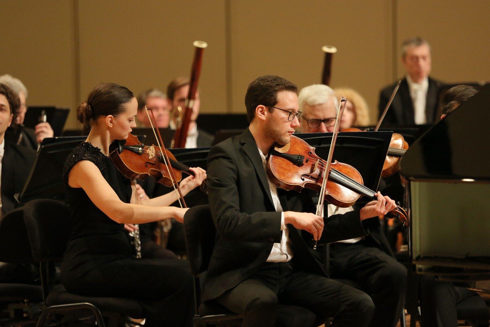 Концерт РНО и Дмитрия Шишкина в Филармонии-2 – события на сайте «Московские Сезоны»