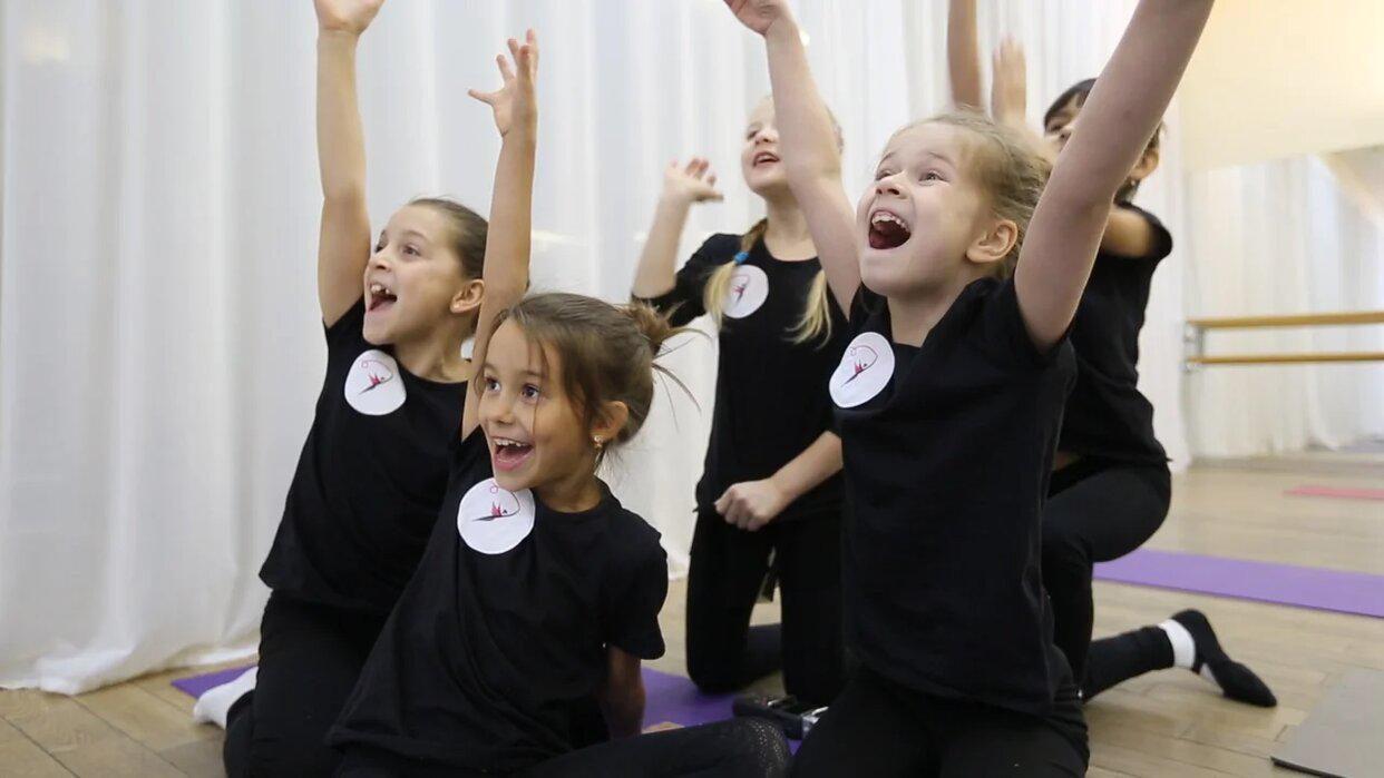 Открытый урок по художественной гимнастике в КЦ «Зодчие» – события на сайте «Московские Сезоны»